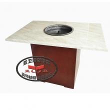 无烟烧烤桌WYZ01