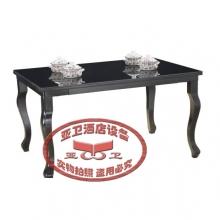 导磁玻璃火锅桌HGZ-D3