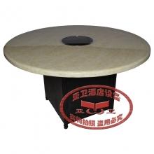铁脚火锅桌HGZ-T6