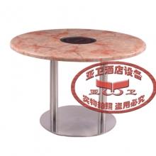 不锈钢火锅桌HGZ-B21