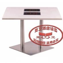 不锈钢火锅桌HGZ-B1