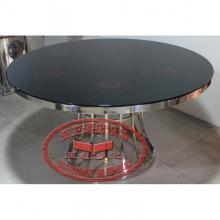 导磁玻璃火锅桌HGZ-D5
