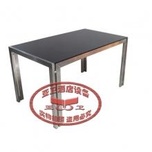 导磁玻璃火锅桌HGZ-D1