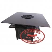 铁脚火锅桌HGZ-T4
