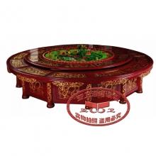 豪华电动餐桌HHCZ-DD04