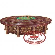 豪华电动餐桌HHCZ-DD10
