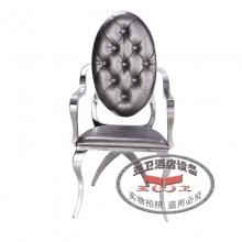 不锈钢椅17