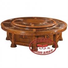 豪华电动餐桌HHCZ-DD03