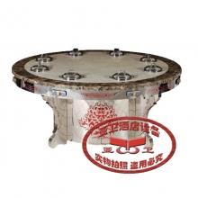 不锈钢火锅桌HGZ-B48