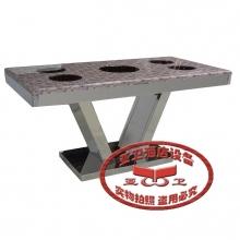 不锈钢火锅桌HGZ-B30