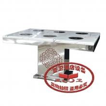 不锈钢火锅桌HGZ-B32