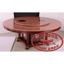 实木大理石火锅桌HGZ-M80