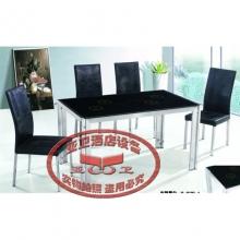 导磁玻璃火锅桌HGZ-D6
