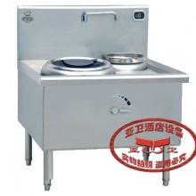 单头单尾电磁小炒炉SCL02