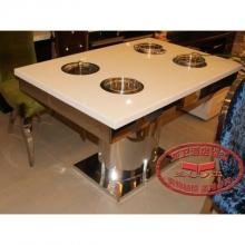 导磁玻璃火锅桌22