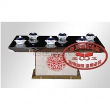 导磁玻璃火锅桌15