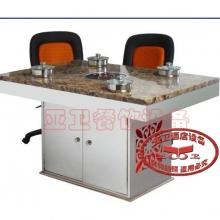 导磁玻璃火锅桌14