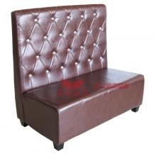 新款单卡餐厅沙发-3