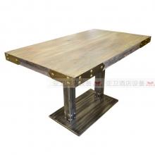 工业主题风餐桌餐椅-GYFCY01
