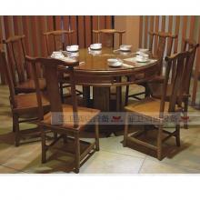 碳烧烤木餐桌椅系列-TSMCY01