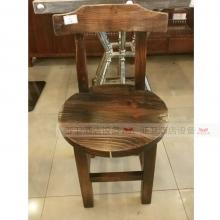 碳烧烤木餐桌椅系列-TSMCY20