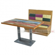 工业主题风餐桌餐椅-GYFCY06
