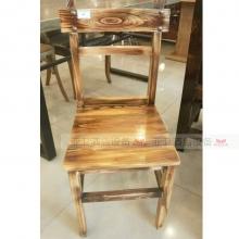 碳烧烤木餐桌椅系列-TSMCY22