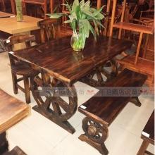工业主题风餐桌餐椅-GYFCY27