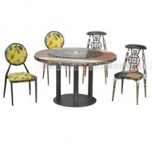 工业主题风餐桌餐椅-GYFCY08