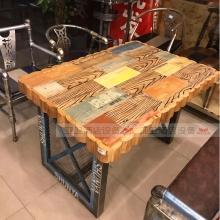 工业主题风餐桌餐椅-GYFCY15