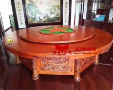 豪华电动餐桌HHCZ-DD43