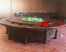 豪华电动餐桌HHCZ-DD42