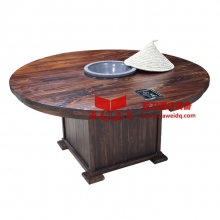 新款蒸汽火锅桌09