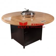新款蒸汽火锅桌06