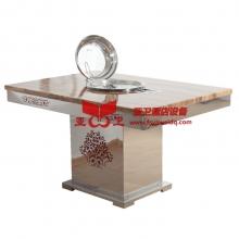 新款蒸汽火锅桌07