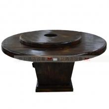碳烧烤木餐桌椅系列-TSMCY24