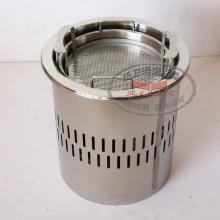 圆形清汤升降火锅设备09
