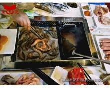 内蒙古麦得仑海鲜烤肉自助餐厅