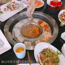 下抽风烤涮炉WY480-28
