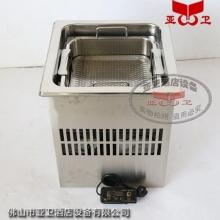 方形清汤升降火锅设备10