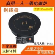 亚卫品牌245-1000W电磁炉
