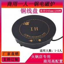亚卫品牌245-1200W电磁炉