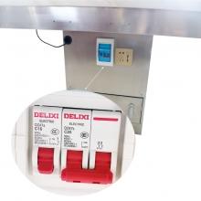 亚卫火锅组件活性炭净化连体火锅设备