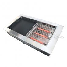 亚卫商用电双烤炉